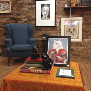 Antiques, Artwork, Vintage and Oddities